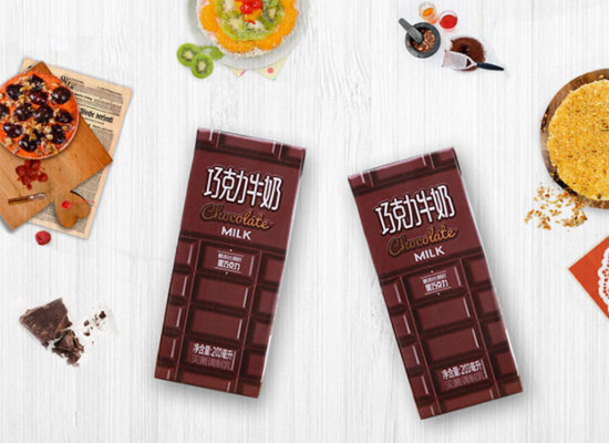 浓浓的更好喝,新希望巧克力牛奶价格是多少?