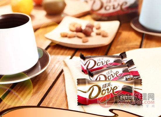 丝质顺滑奢宠享受,德芙巧克力多少钱?