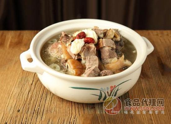 美味变得如此简单,羊肉汤的做法详解