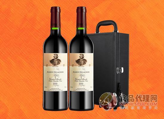 克鲁斯大帝干红葡萄酒礼盒的价格是多少?