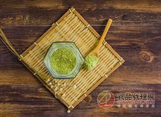抹茶粉的制作方法详解,方法超简单,新手一看就会