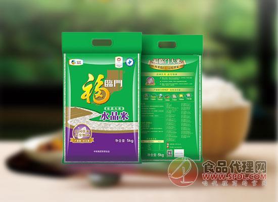 """""""稻""""蒸年饭,福临门东北大米价格是多少?"""