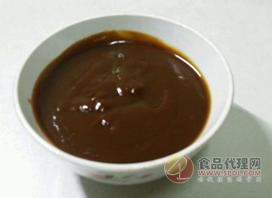 推荐家庭版甜面酱的做法,白糖和面粉缺一不可!