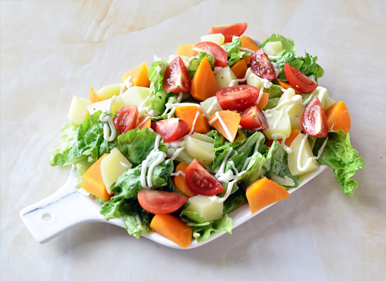 沙拉酱怎么吃好吃?6种吃法让你爱上沙拉酱!