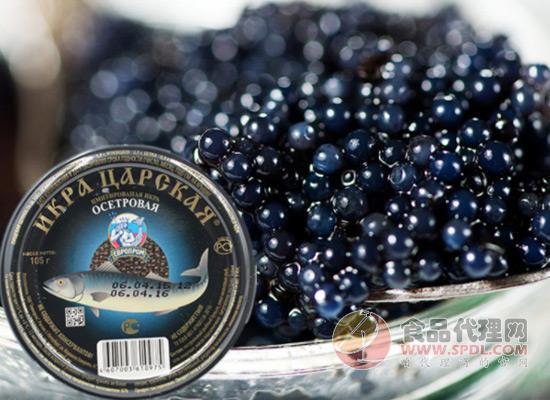 美食爱好者难以割舍的美味,俄罗斯鱼子酱价格多少?