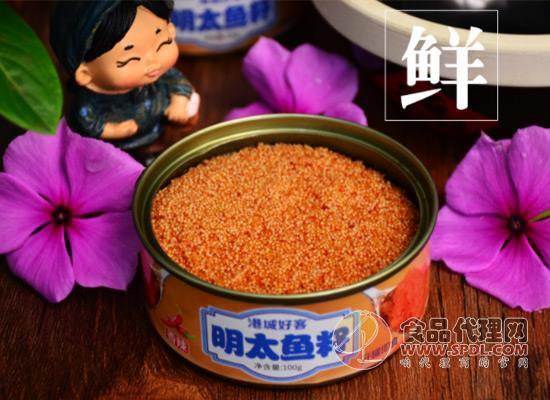 香辣鲜美下饭菜,港城好客明太鱼子酱价格多少?