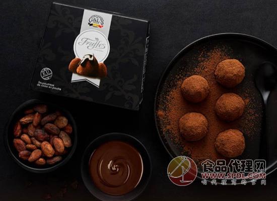 比利时进口的德菲丝松露巧克力价格是多少?