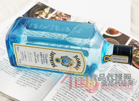 蓝宝石金酒