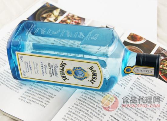 精致外表细腻内心,孟买蓝宝石金酒价格多少?