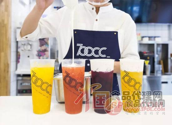 700cc都市茶饮