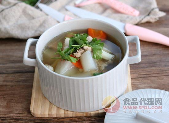 冬季喝羊肉汤味好又大补,羊肉汤的做法了解一下!