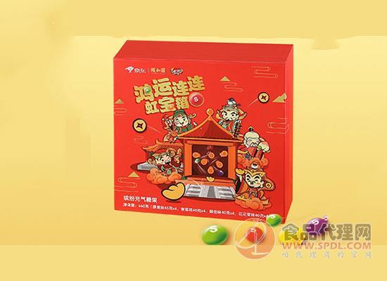 新年决策礼盒,鸿运当头来!绿箭糖果礼盒价格多少