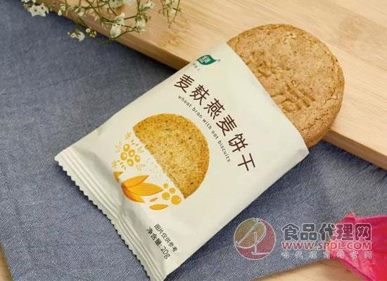 中粮麦麸燕麦饼干惊喜上市,减肥代餐样样精通!