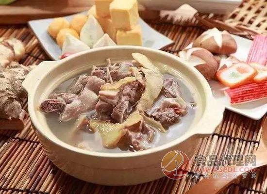 药香和肉香合二为一,当归羊肉汤的做法了解一下!