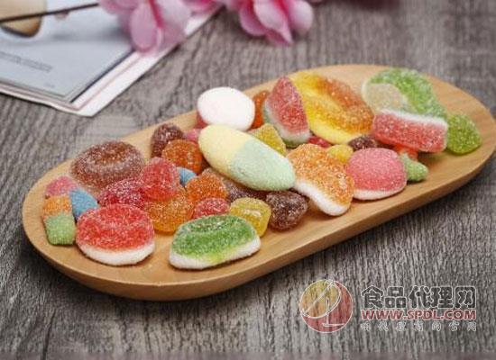 突破格局、大胆创新,糖果零食市场迎来新时代