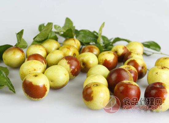 冬枣味甜营养高,你了解过冬枣的功效与作用吗?