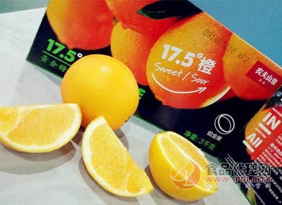 春节送礼好选择,农夫山泉17.5°橙水果礼盒价格多少?