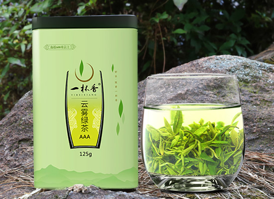 一杯香云雾绿茶的价格是多少?