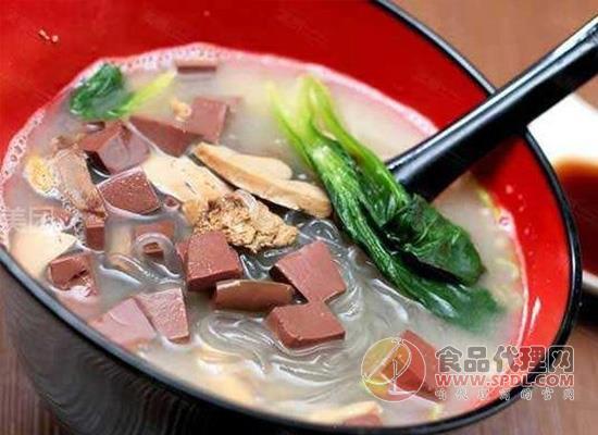 了解鸭血粉丝汤的做法,让鸭血粉丝汤之美味随时可享!