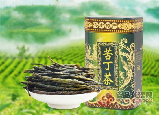 先苦后甘味道妙,艺颜堂海南苦丁茶价格多少?