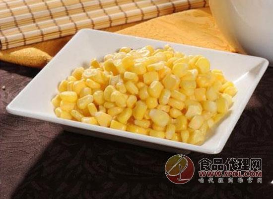 玉米罐头的做法详解,即使再怎么挑食的人也吃得津津有味