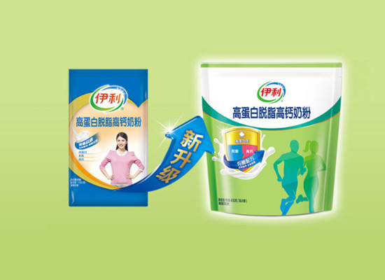 轻松补充营养,伊利脱脂奶粉价格多少?