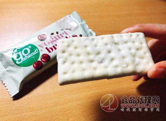 英国Go ahead饼干在华销量倍增,创新理念引燃食品圈