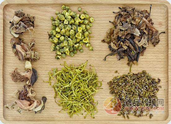 你知道五花茶是哪五花吗?集齐五朵花你就能喝五花茶了!