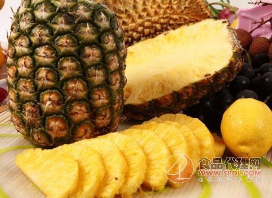 菠萝罐头的做法讲解,无添加吃的更放心!