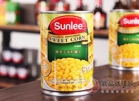 玉米罐头的做法详解,简单两步轻松享受美味罐头