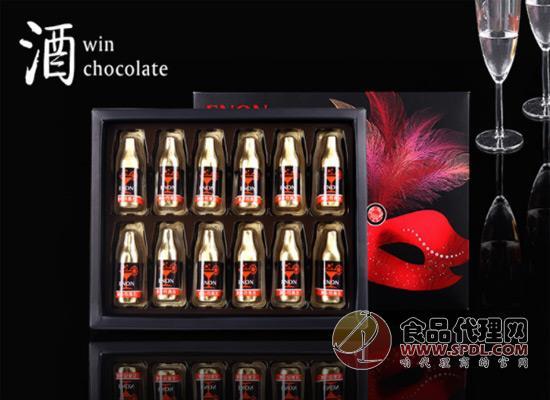 巧克力和白酒的浪漫邂逅,怡浓酒心巧克力价格多少?