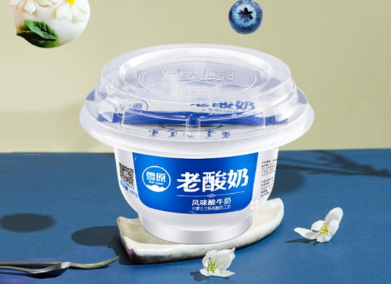 营养低卡酸牛奶,雪原老酸奶价格多少?