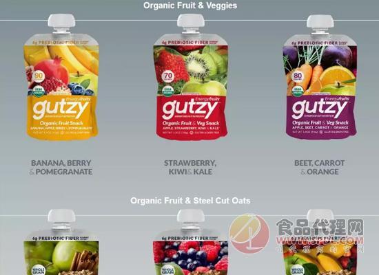 零食包健康零食包现身市场,专为肠道健康打造!