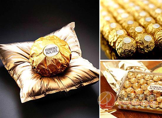巧克力礼盒来啦!费列罗臻品糖果巧克力价格是多少?