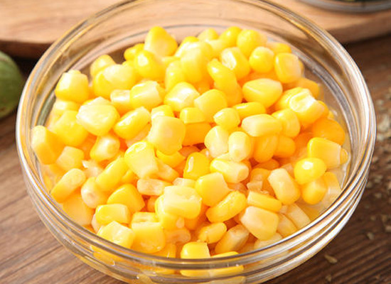 甜糯可口风味独特,甜玉米罐头的做法了解一下!