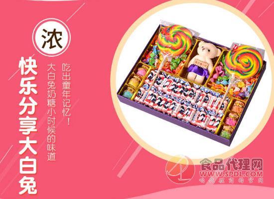 每一颗都是童年的味道,大白兔奶糖礼盒价格多少?