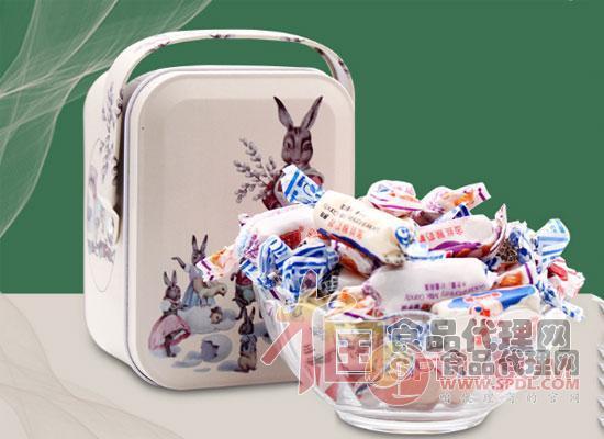 金丝猴 奶糖兔子礼盒