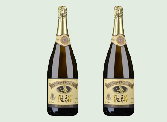 风味独特余韵持久,张裕香槟酒价格多少?