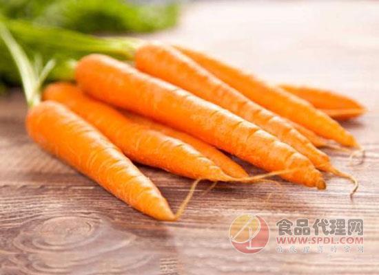 胡萝卜的营养价值有哪些?看完后我们应该重视这种食物