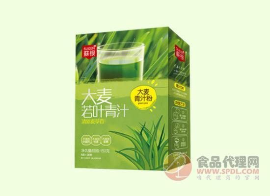 让绿色享于唇间,苏根大麦若叶青汁粉价格多少?