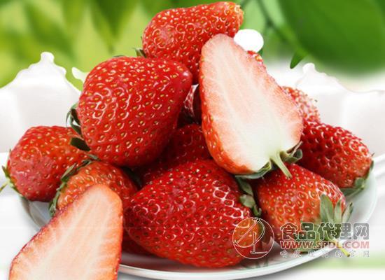 美在眼中甜在口里,农家新语奶油草莓价格多少?