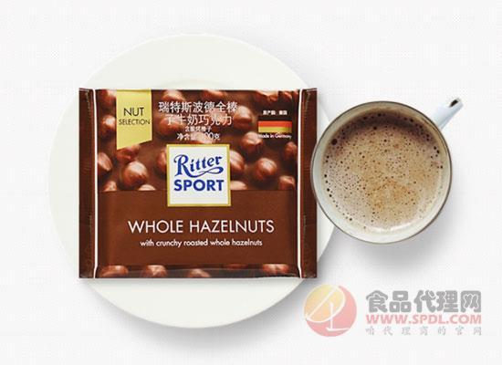 """""""玩""""点不一样的,瑞特斯波德果仁巧克力价格是多少?"""