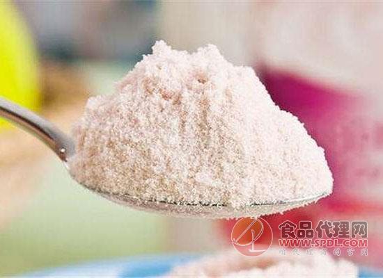 奶粉行业竞争加剧,本土奶粉品牌表现抢眼