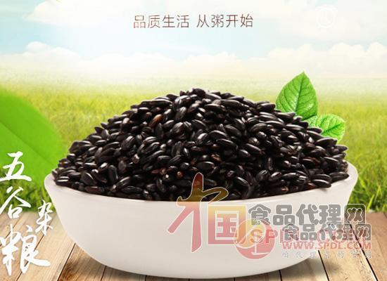 南稻北麦有机黑米
