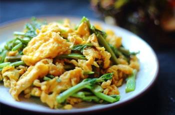 香椿炒雞蛋
