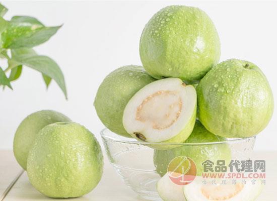 水果界的新宠,白心番石榴价格是多少?