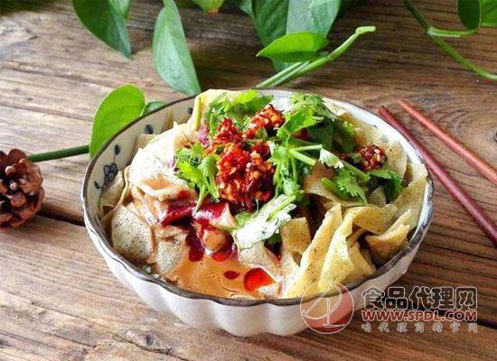 餐饮行业再树新规,传统名吃锅巴菜行业标准建立