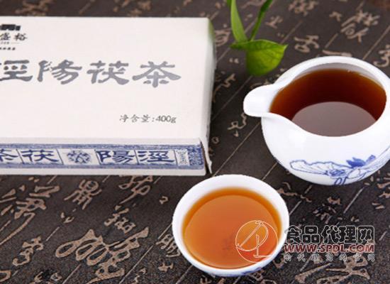 传统手工制作而成,泾盛裕泾阳茯茶价格多少?