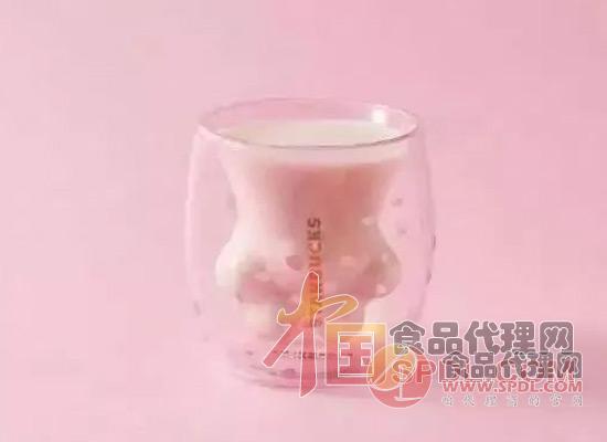 星巴克猫爪杯