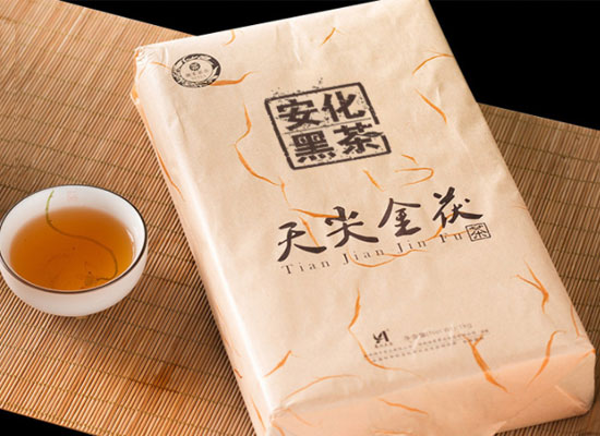 经久耐泡,湘丰安化黑茶价格是多少?